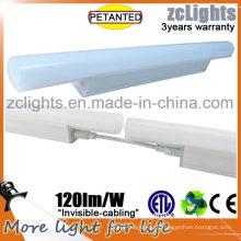 Tubo do diodo emissor de luz T5 Venda direta da fábrica 3000k 20W 1500mm