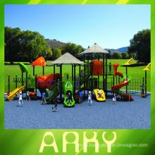 Safe Kindergarten Exterior Play Equipment