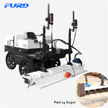 Ride on Concrete Laser Leveling Screed Machine for Sale