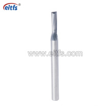 Customized Milling Cutter Cutting Tools Small Helix Angle End Mill