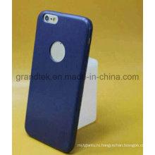 Ультратонких PU кожаный чехол для iphone6 бесплатные образцы