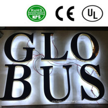 High Quality LED Backlit Advertising Channel Letters Signs