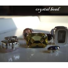 Cuentas de diamantes de imitación de cristal