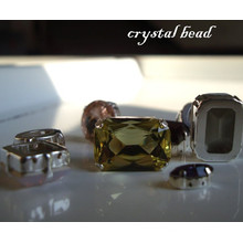 Perles strass cristal