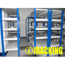 Rack de armazenamento médio, rack sem parafusos (3x)