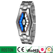 Montre-bracelet Serpentine LED avec RoHS, CE, FCC