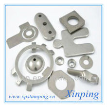 Types OEM de pièces d'estampage de métal