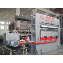 MDF moulds press machine/ wood moulds making machine