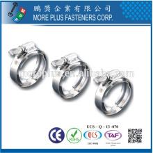 Taiwan Stainless Steel V Band Echappement Schlauchklemmen Tuyau Clamp