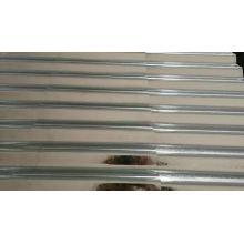 Sample Build Corrugated Unit Weight Sheets Flat sheet