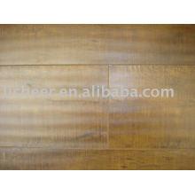 Strand Woven Natural Heavy Handscraped/laminate outdoor patio flooring