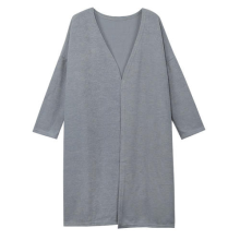 Long Soft Knitted Cardigan Women