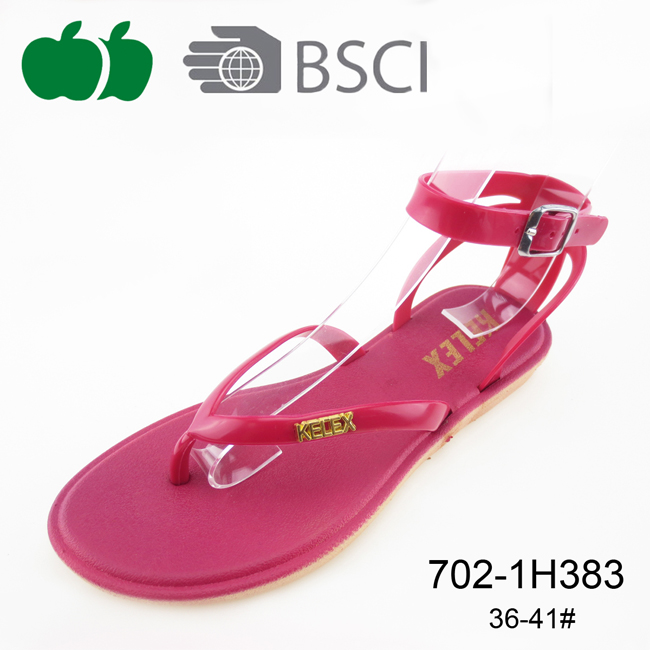 comfortable lady sandals