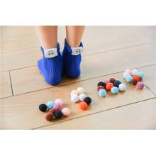 Los calcetines intersting patter enseñar a los niños Qué hacer calcetines de algodón precioso diseños interesantes