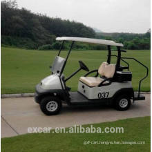 EXCAR 2 seaters cheap electric golf car for sale single seat electric golf cart