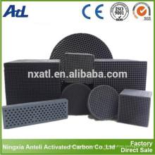 Корпус Сота Тип Активный Воздушный Фильтр Углерода