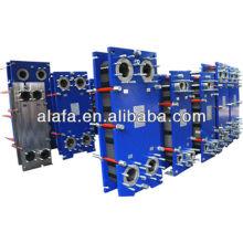 General heating gasket type heat exchanger