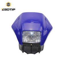 SCL-2012110372 GXT200B headlights head lamps for motorcycle parts