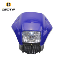 SCL-2012110372 GXT200B lâmpadas de faróis dianteiros para peças de motocicleta