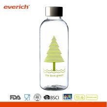 Nouvelle bouteille d'eau en plastique design Tritan
