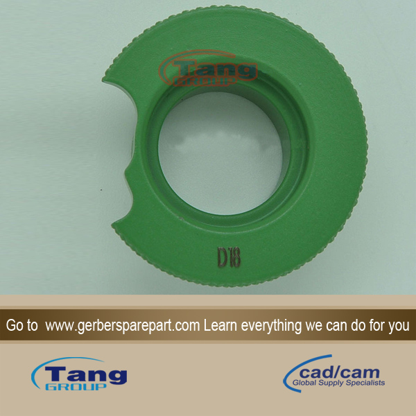 Green Drill Bushings Especially Suitable For Lectra Cutter Vector 7000 Pn 128719 D18 1 0 1481293250