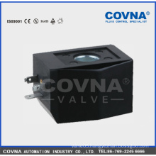 Copper wire solenoid coil 24w 5400 circles coil 380V high quality solenoid valve coil