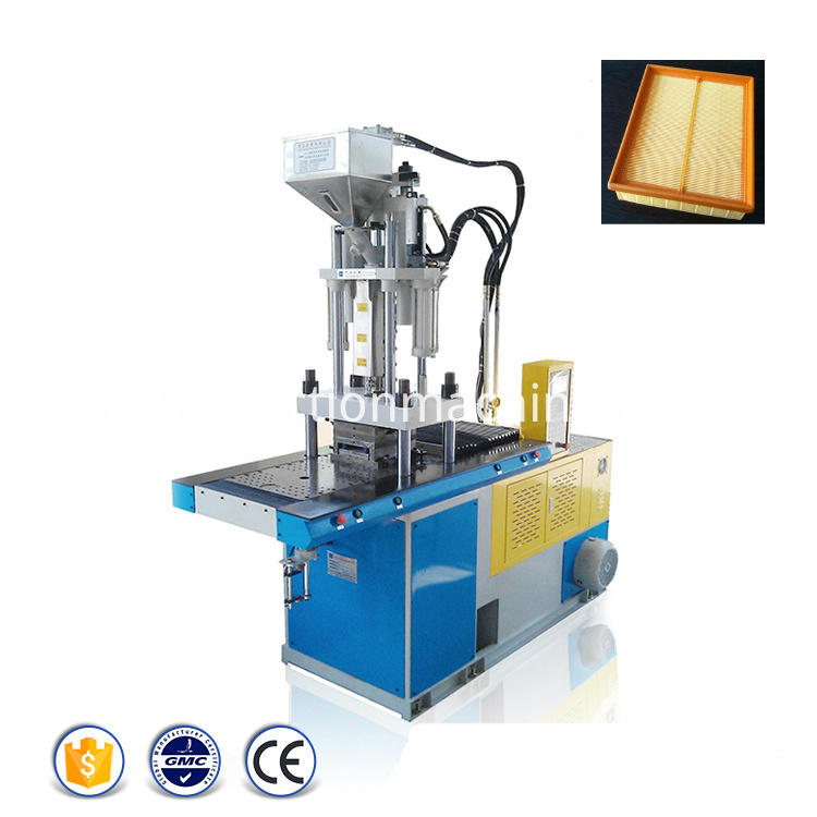 slide table injection molding machine