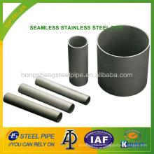 Standard 201 304 316 Tube en acier inoxydable