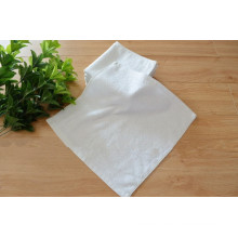 32S/2 high quality 100 ring spun cotton white face towel