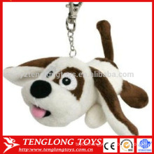 cheap custom gifts plush stuffed animal key chain toy