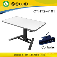 Standing Desk Lifting Laptop Stand Desk Table Height Adjustable Sit to Stand
