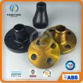 Reductor excéntrico de acero al carbono con TUV (KT0047) la instalación de tuberías de acero