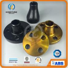 ASME B16.9 CS Ecc. Raccord de tuyau d'acier au carbone réducteur (KT0305)