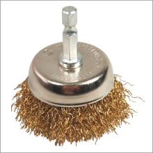 Power Tools Accessories Wire Cup Brush OEM Cleaning