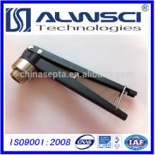 Decapador de frasco de alumínio de plástico de aço inoxidável de 20 mm de aço inoxidável