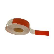 Truck Vehicle Red White Reflector Sticker Reflective Tape
