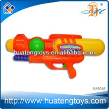 Новые пластиковые игрушечные пистолеты прибытия в водяной пистолет Индии для продажи H85036