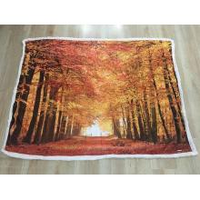 Digital Printing Blanket with Sherpa