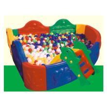 Indoor playground soft play Children Plastic Ball Pool Equipment LE.QC.002
