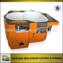 Fabrication de porcelaine ASTM en acier