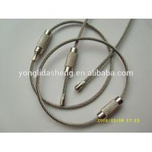 Arame de aço de alta qualidade / fio de aço inoxidável
