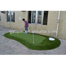 Golf green, decorative green artificial turf golf green