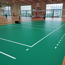 Indoor PVC Volleyball Sportboden