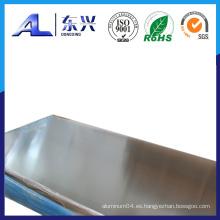 6061 Hoja de aluminio