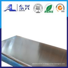 6061 Feuille d'aluminium