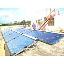 Collecteur solaire Heatpipe Split Heat efficace de 20 ans et plus