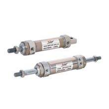 Mini cilindros neumáticos de la serie MF de alta precisión
