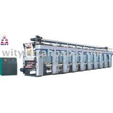 2015 YAD-A2 Auto Register Gravure Printing Machine prix