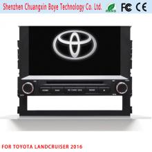 Auto MP4 Spieler für Toyota Landcruiser 2016