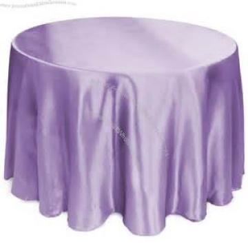 2015 heißer Verkauf Satin Bankett Tischdecke für Hochzeit Bankett hotel